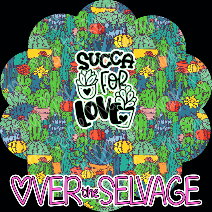 Succa For Love LARGE Panel R9Retail