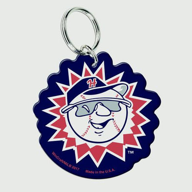 Hagerstown Suns Suns Logo Key Ring