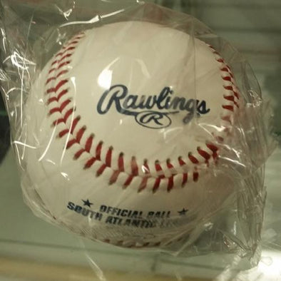 Hagerstown Suns Official South Atlantic League Game Ball