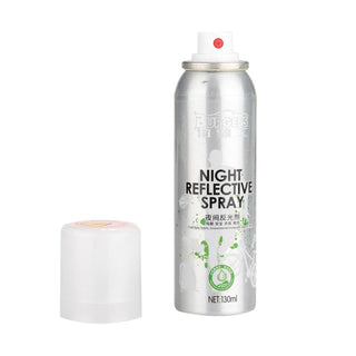 Night Reflective Spray non-permanent