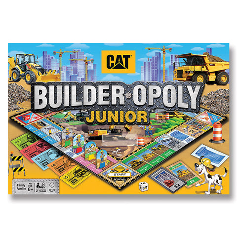 BUILDER-OPOLY JUNIOR