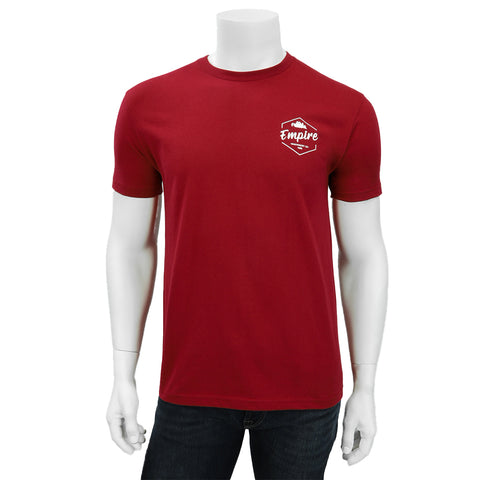 THE SIGNATURE T-SHIRT Cardinal