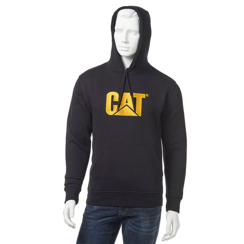 CAT LOGO HOODY