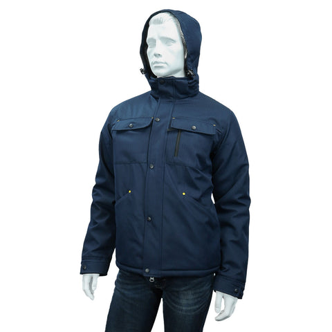 STEALTH INSULATED JACKET Navy