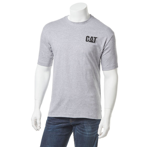 TRADEMARK T-SHIRT Heather Grey