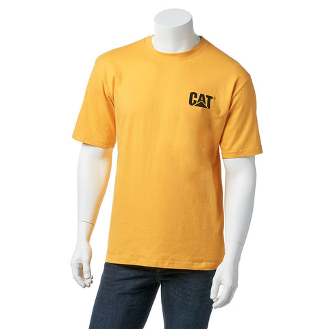 TRADEMARK T-SHIRT Yellow