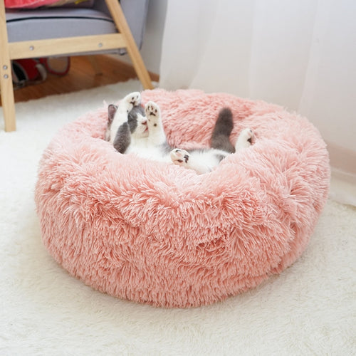Warm Fleece Dog/Cat Bed
