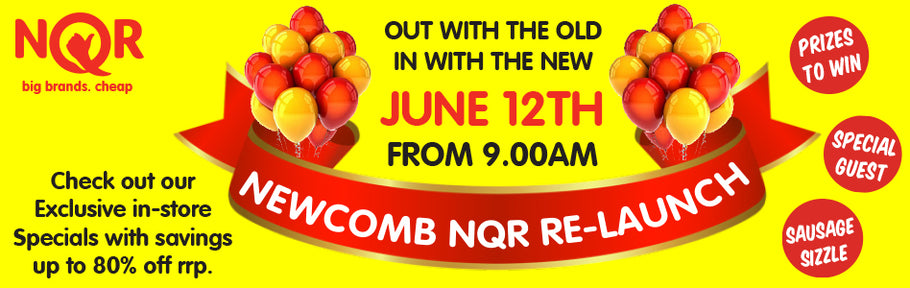 NEWCOMB NQR RE-LAUNCH EVENT