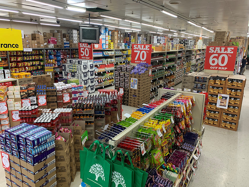 NQR Boronia Cheapest Groceries Supermarket