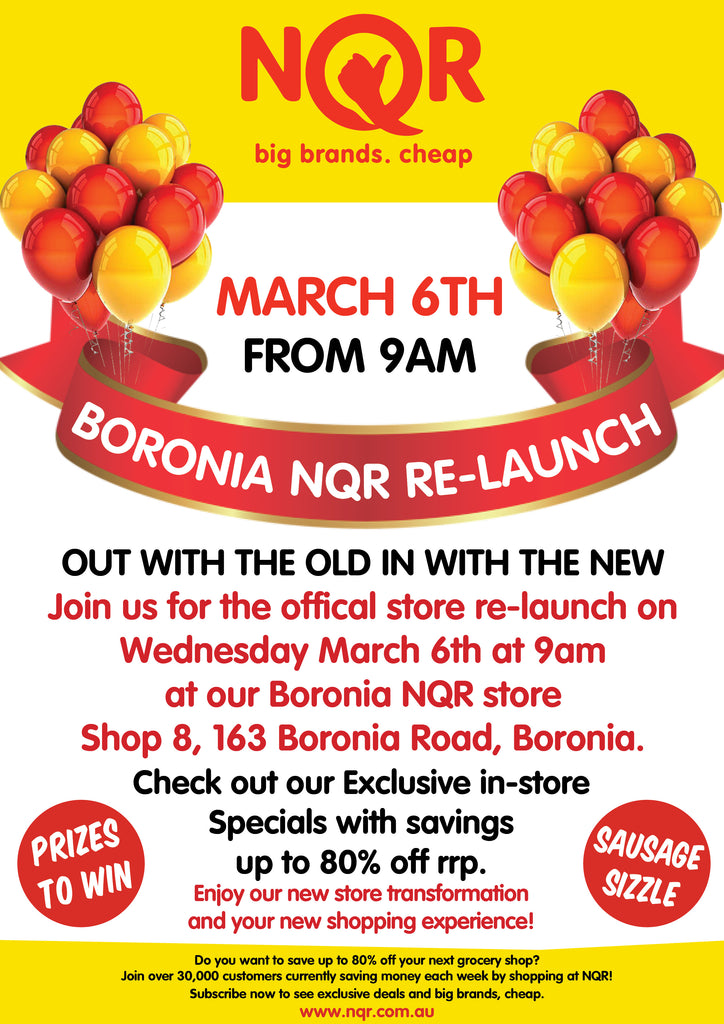 Boronia NQR Melbourne Cheapest Supermarket