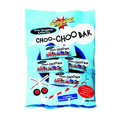 Lagoon Licorice Choo Choo 120G