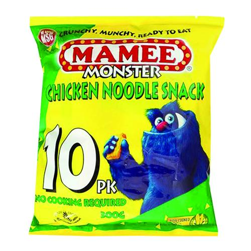 Mamee Noodle Monster Chicken 300G
