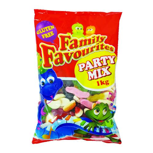 Family Favourites Party 1Kg