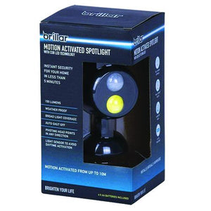 Motion Activated Led Spotlight