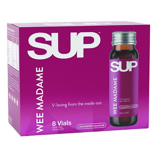SUP We Madame Shots 8 Pack 50ml