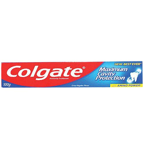 Colgate Max Cavity Toothpaste 100G