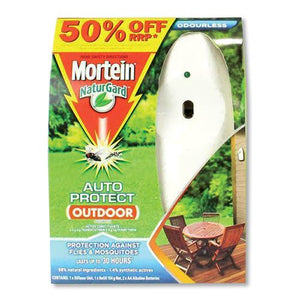 Mortein Naturgard Automatic System 154g
