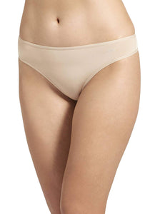 Jockey No Panty Line Promise Natural Bamboo G String WWL7 Dusk Front The Lingerie Drawer