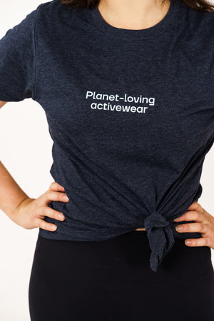 Circlle Planet-loving activewear tričko | Circlle Planet-loving activewear T-Shirt