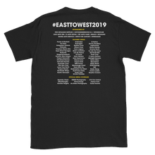 **ONLINE EXCLUSIVE** UNISEX EAST TO WEST 2019 - T-shirt