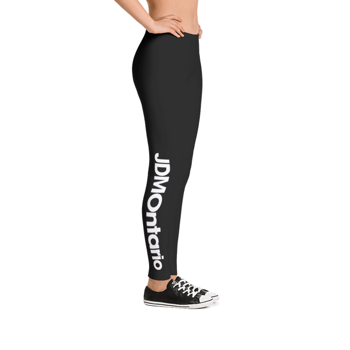 JDMOntario Black Leggings
