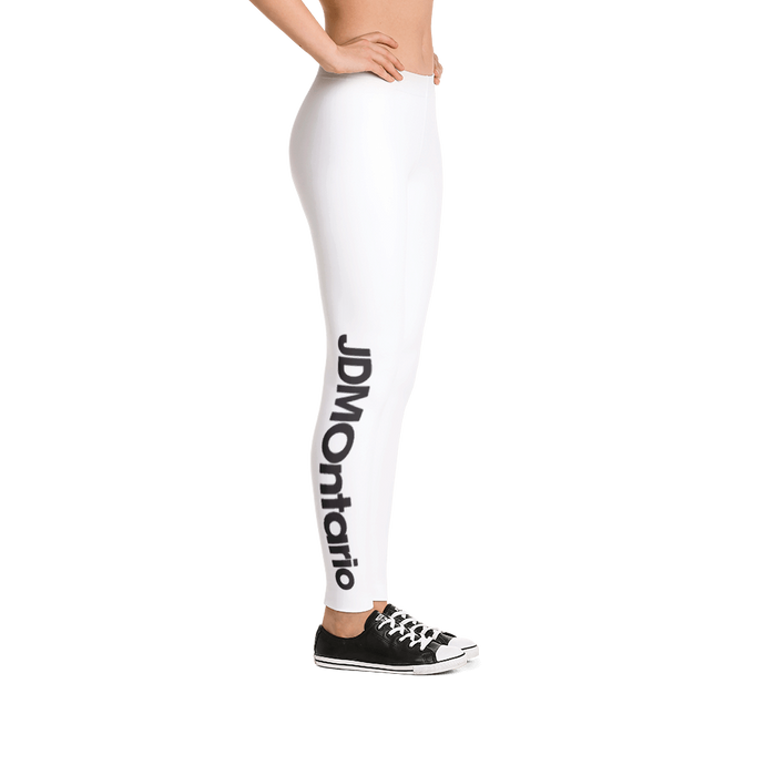JDMOntario White Leggings