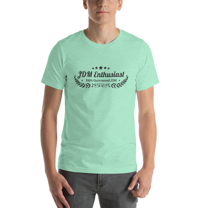 JDM Enthusiast - 100% Guaranteed - Unisex T-Shirt
