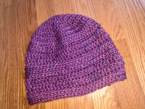 Speckle Knit Hat