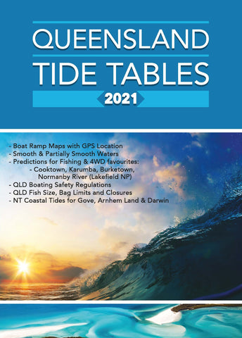 Queensland Tide Tables 2021
