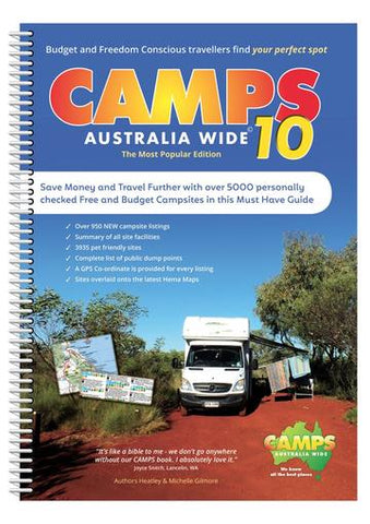 Camps Australia Wide (Camps 10)