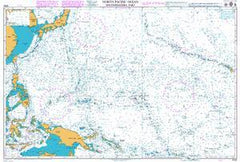 BA 4052 - North Pacific Ocean Southwestern Part – Cairns Charts   Maps 96341a9cf4
