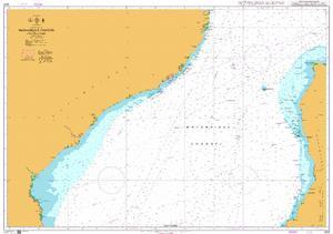 Mozambique Channel Map on