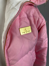 Load image into Gallery viewer, 90's Baby Phat Bubblegum Pink Pastel Puffer Detachable Fur Hooded Bubble Jacket