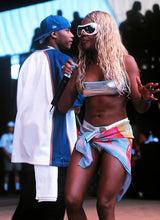 Load image into Gallery viewer, Chanel Sunglasses as seen on Lil Kim at the Soho Grand Opening 2000