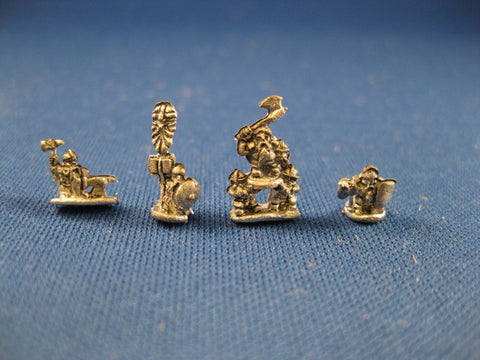 Dwarf Command Pack