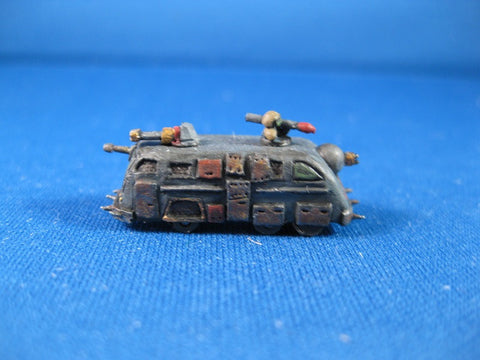 Wasteland Mini-Bus