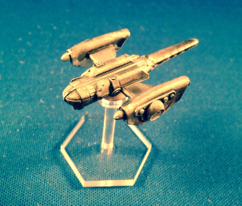 Kreen Heavy Gunships