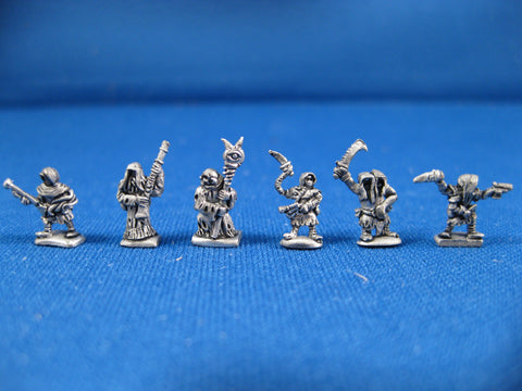 Mutie Infantry Set 2