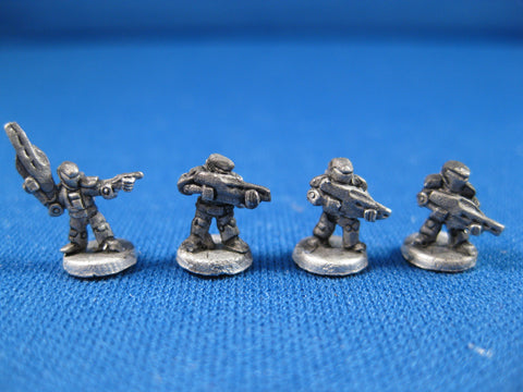 Powered Suit Infantry