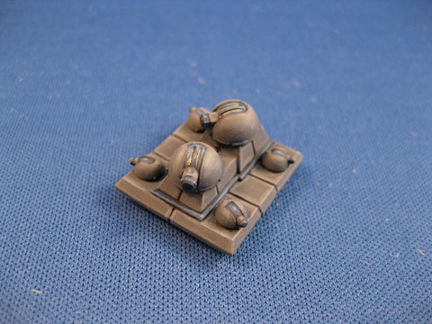 Topper - Turret Array