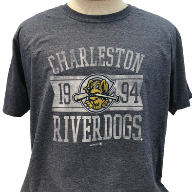 Charleston RiverDogs 1994 Banner Tee