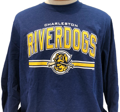 Charleston RiverDogs '47 Brand Long Sleeve Tee