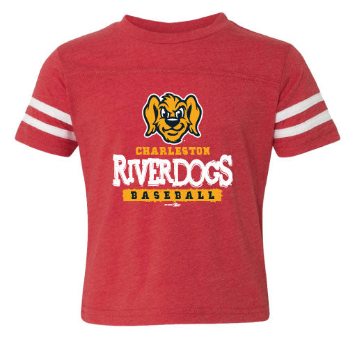 Charleston RiverDogs Toddler Sporty Tee