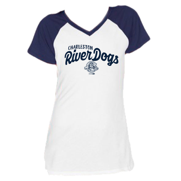 Charleston RiverDogs Youth Girls Tee