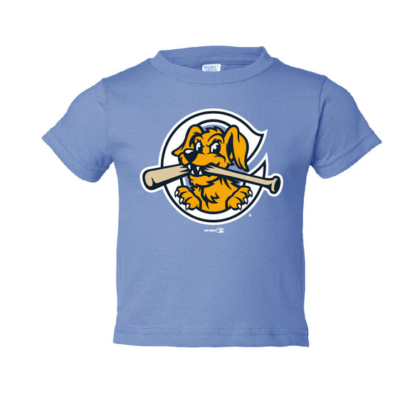Charleston RiverDogs Infant Home Cap Tee