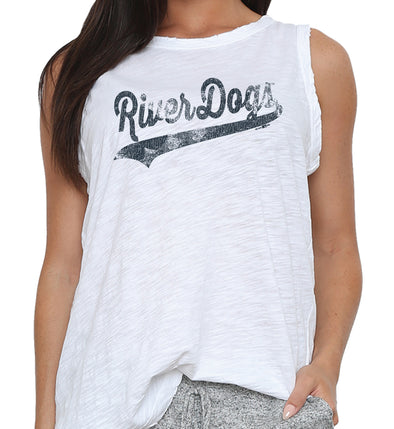 Charleston RiverDogs Women's Sleeveless Tee