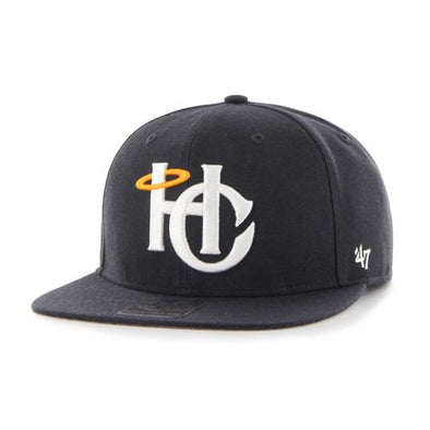 Charleston RiverDogs Holy City Navy Snapback