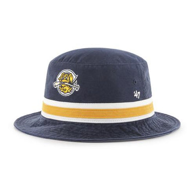 Charleston RiverDogs Striped Bucket hat