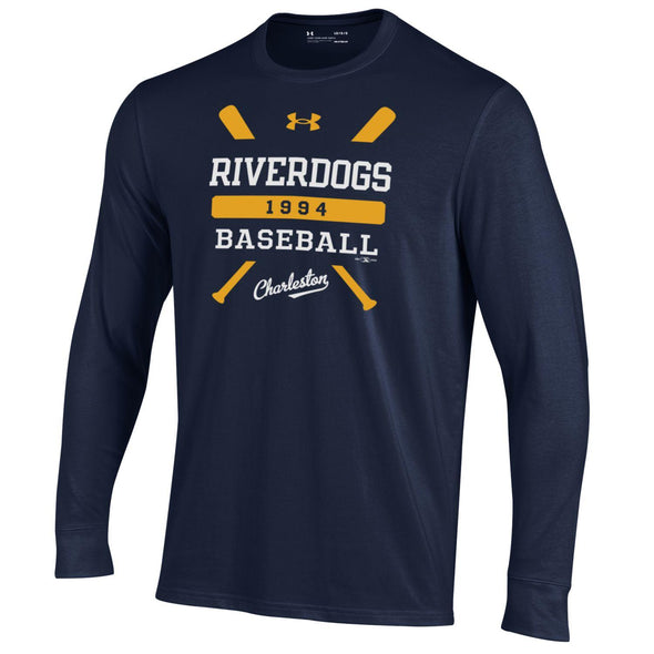 Charleston RiverDogs Under Armour Youth Long Sleeve Tee