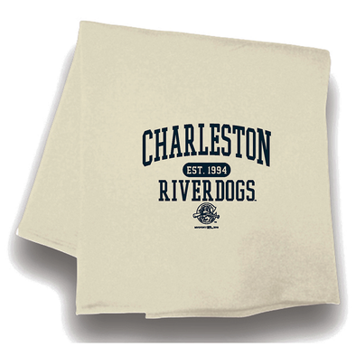 Charleston RiverDogs Sweatshirt Blanket